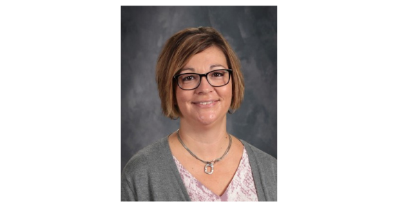 Staff Spotlight: Amy Myers, Title I Reading Aide at Bismarck-Henning Elementary School