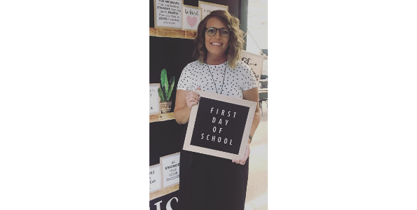 Staff Spotlight: Mrs. Strunga