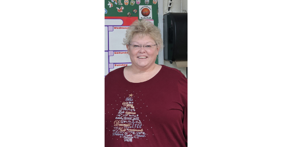 Staff Spotlight: Ms. Jenkins