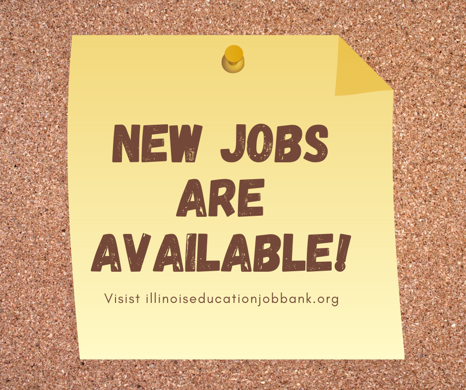 New jobs are available!